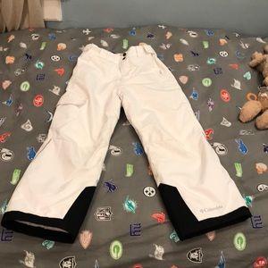 Colombia Ski Pants Size 6-6x